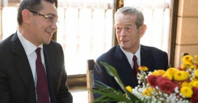 Anulezi votul, îl votezi Victor Ponta REGE