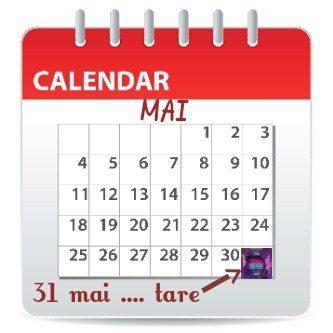 calendar mai 2015