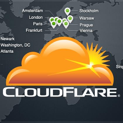CloudFlare intră în acţiune
