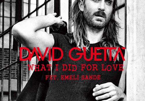 David Guetta feat. Emeli Sandé - What I Did For Love