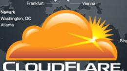 Mă înţeleg bine cu Cloudflare