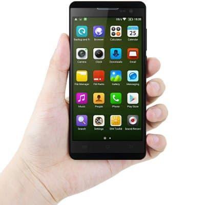 JIAYU F2, smartphone 4G cu banda 2600 MHz