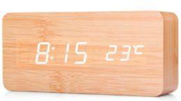 Ceas de birou cu termometru - păreri și preț