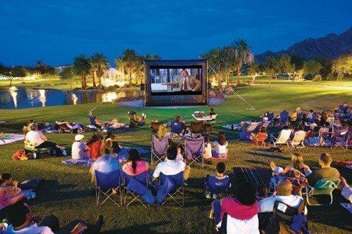 Filme în parc