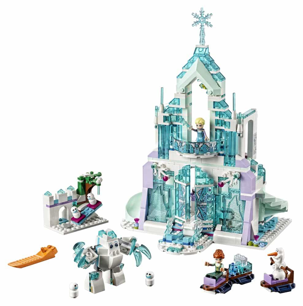 jucariileluiandrei - Elsa și palatul ei magic