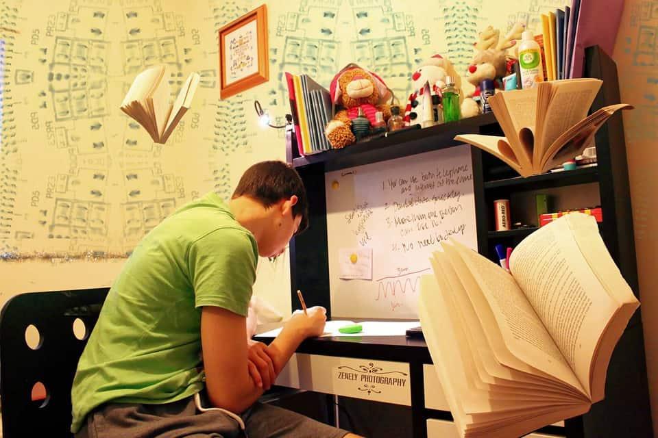 organizare pentru examene